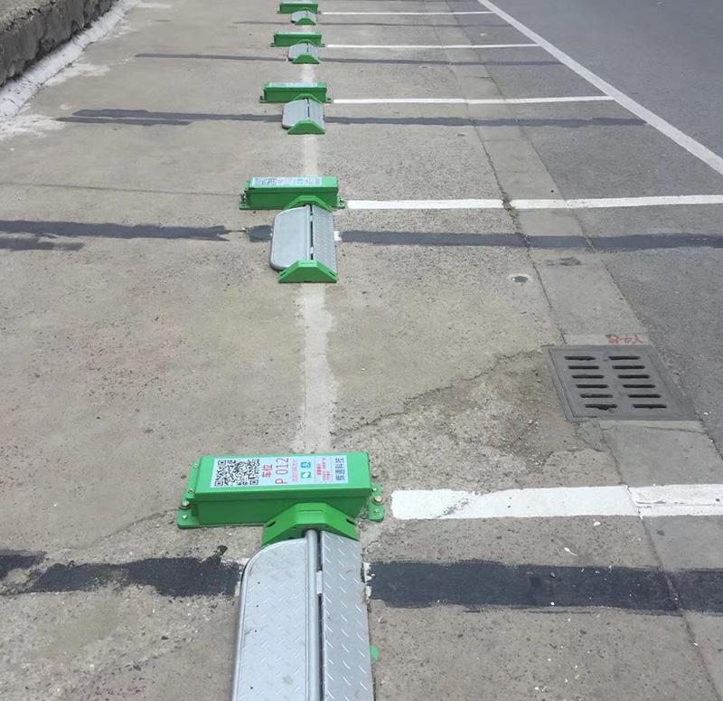 On-street parking falp lock CW3