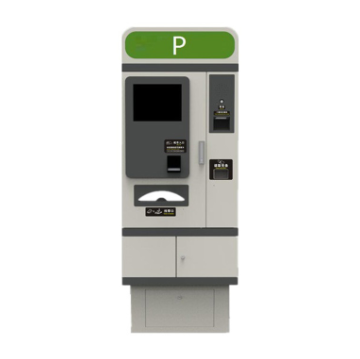 Automated Parking Payment Systems, Automated Parking Machine