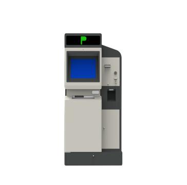 Automatic Ticket Dispenser