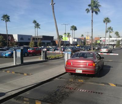 License Plate Recognition System Unlicensed Vehicle Detection Algorithm (1)