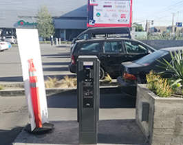 Parking Lot Charging Systems Common Troubleshooting