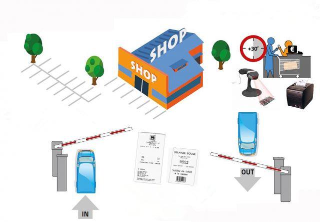 Central Car Parking System