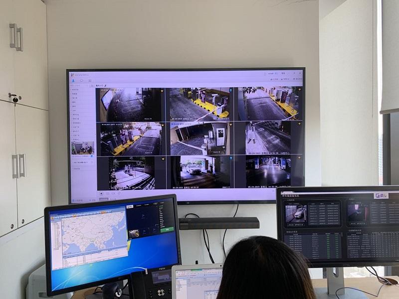 Unmanned Intelligent Parking Management Solutions