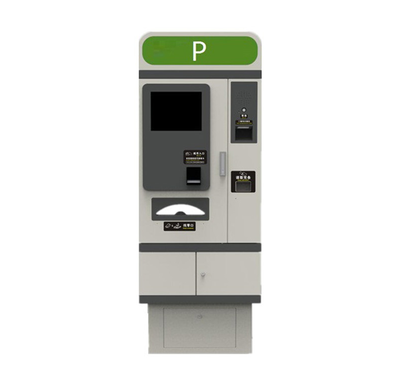 15 inches Touch Screen Auto Pay Station PS8