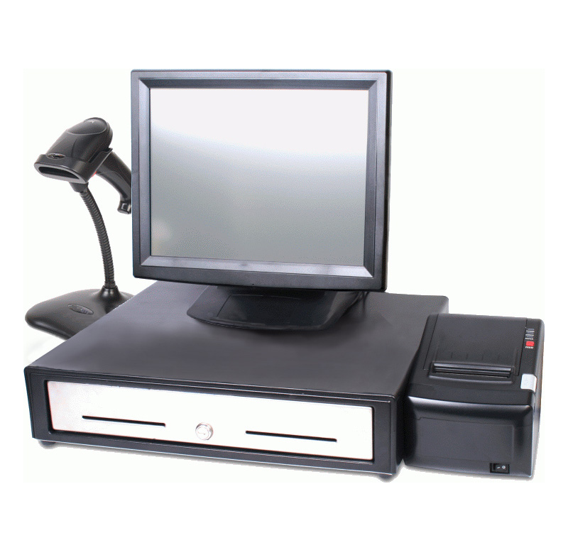 Fee Computer Cashier Station PMS