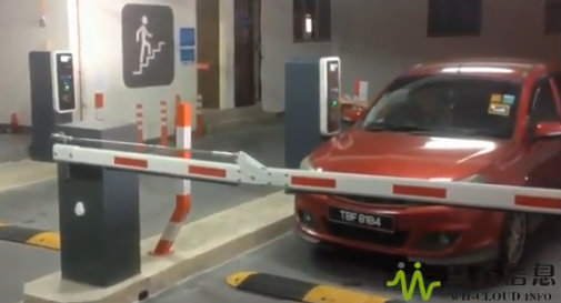 Automated Parking System Vedio